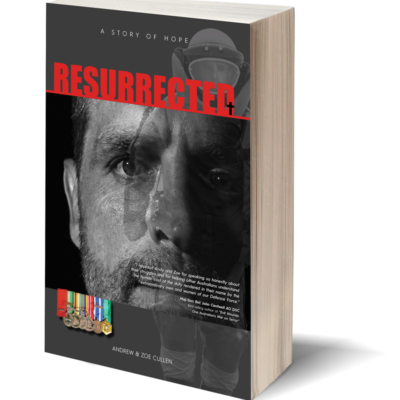 PTSD Resurrected Book