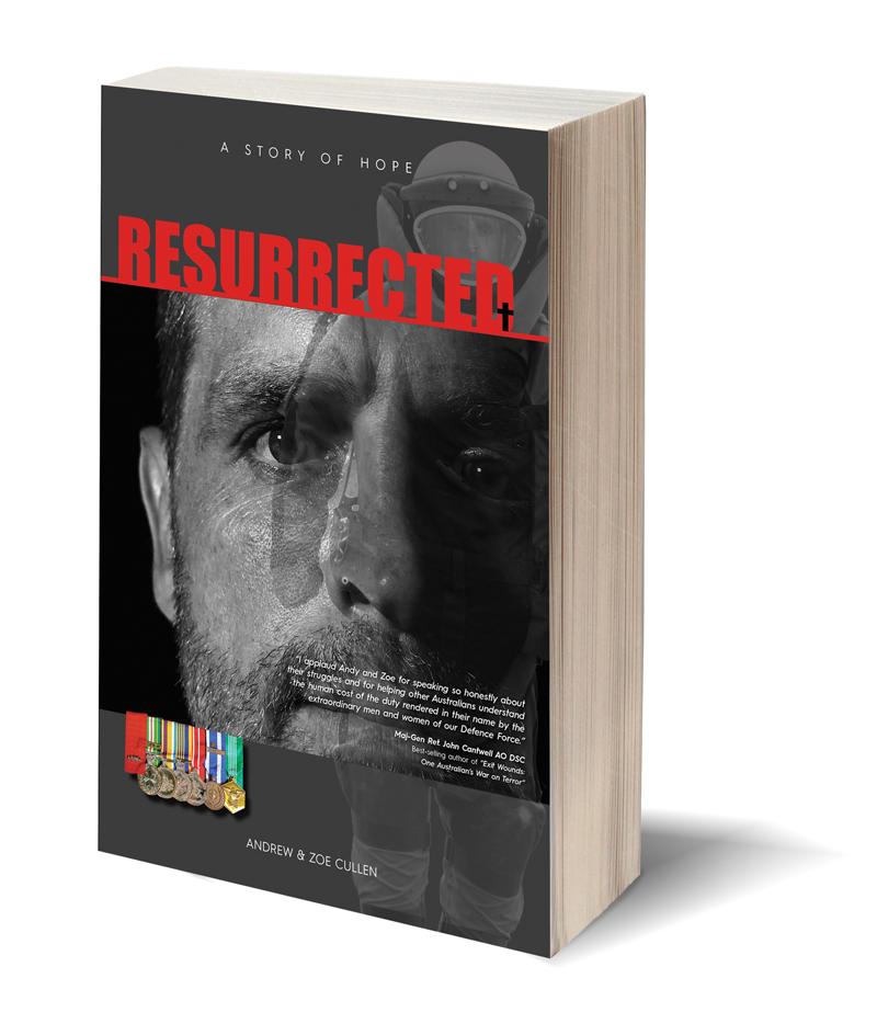 PTSD Resurrected Book
