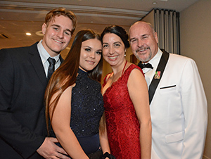 Ethan Franzi, Madison Omar, Nicole and Mark Franzi-web